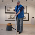 wij reinigen musea en gallerieën